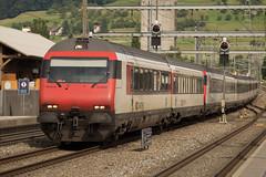 Basel-bound Inter Regio @ Sissach (daveymills31294) Tags: sbb ffs inter regio cff sissach