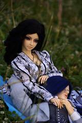 Isabella&Falcone6 (Ermilena Puppeteer) Tags: bjd abjd spiritdoll leekeworld spiritdollfreesia leekeworldromeo