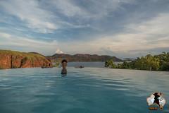 20160322-2ADU-011 Infinity pool mit Blick auf den Lake Argyle