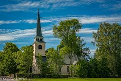 Church of Degerby (Kees van Niftrik Photography) Tags: church inkoo degerby