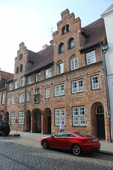 Glandorpshof (magro_kr) Tags: lubeka lbeck lubeck luebeck niemcy germany deutschland szlezwikholsztyn holsztyn schleswigholstein holstein budynek architektura building architecture