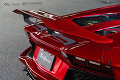 Bloody Red Liberty Walk Lamborghini Aventador LP700 with Fi Exhaust (Fi Exhaust) Tags: bloody blood red lamborghini lambo aventador lp700 lp7004 liberty walk libertywalk lb perfomance wide body frequency intelligent exhaust fiexhaust fi