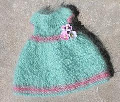 Aqua and Pink Candy Darling Dress