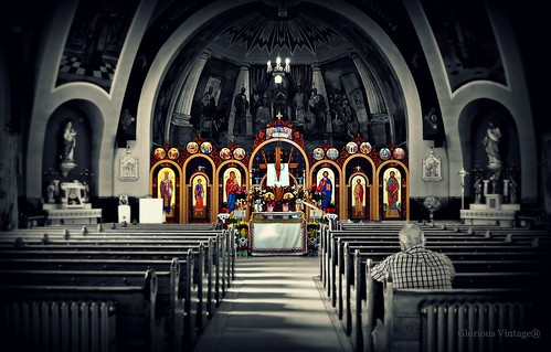 Holy Spirit Ukrainian Catholic Church ~ Montreal,  Pointe St. Charles