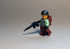 Some folks are born, made to wave the flag (Exxtrooper) Tags: 2 trooper game brick green dark soldier design cool sand sticker arms lego graphic drawing rifle helmet bad assault vietnam company legos shooter decal battlefield custom pew decals colt m16 nam fps goodie customization exx minfig brickarms m16a1 exxtrooper