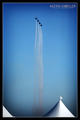 Going Vertical (*_Alexis) Tags: jets navy formation airshow blueangels miramar