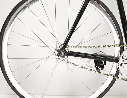 Alex's track bike