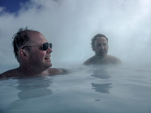 Iceland 2013 - Blue Lagoon (geothermal spa)