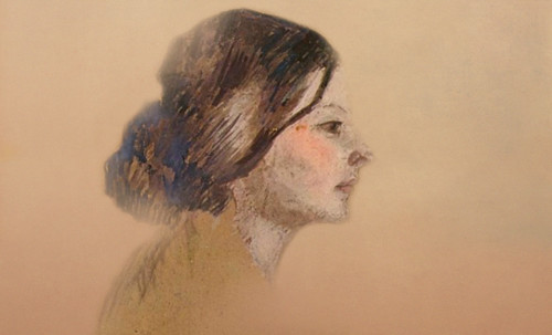 "Las Madeleines escuchando la soleada soledad, descripciones de Henri de Toulouse Lautrec (1889) y Pablo Picasso (1904). • <a style=""font-size:0.8em;"" href=""http://www.flickr.com/photos/30735181@N00/8815700764/"" target=""_blank"">View on Flickr</a>"