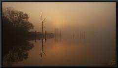 "Somewhat in a fog (WanaM3) Tags: park reflection nature fog sunrise bravo bayou area boardwalk canoeing paddling park"" ""bay bayou"" ""armand wanam3"