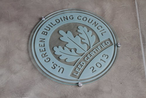 Leed Plaques Order A Leed Plaque For Your Building