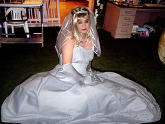 June is Upon Us... (Veronica Mendes (formerly Toni Richards)) Tags: wedding cute sexy bride tv long dress transformation legs cd adorable makeup crossdressing tgirl transgender wig transvestite toni ecstasy lipstick euphoria lovely gown bridal richards transgendered pantyhose crossdresser ts tg mtf travesti transgirl transwoman tonirichards