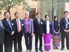 Parlamentariergruppe aus Myanmar
