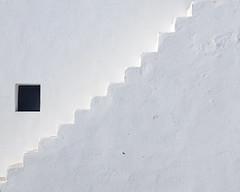 Folegandros (Vasilis Mantas) Tags: sea summer white window stairs canon greek islands aegean hellas greece l ef 1740 cyclades folegandros 2012 500d ελλάδα κυκλάδεσ φολέγανδροσ vmantas vasilismantas vmantasphotography