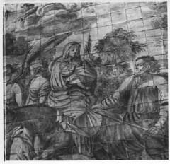 Sé de Faro (Portugal) (Biblioteca de Arte-Fundação Calouste Gulbenkian) Tags: portugal faro sé azulejo joão simões azulejaria joãomigueldossantossimões sédefaro