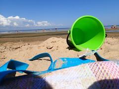 The beach (petrusko.rm) Tags: summer sun beach water sand bath olympus 2013 gaddesanda