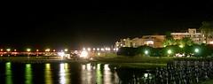 Last night to Otranto. (girodiboa1) Tags: light sea italy sun night last reflex italia mare wind luci sole otranto riflessi salento notte lecce salentu vento ultima sule ientu girodiboa1