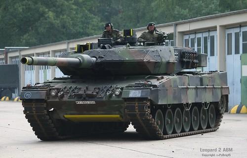 Leopard 2 A6M / Bundeswehr