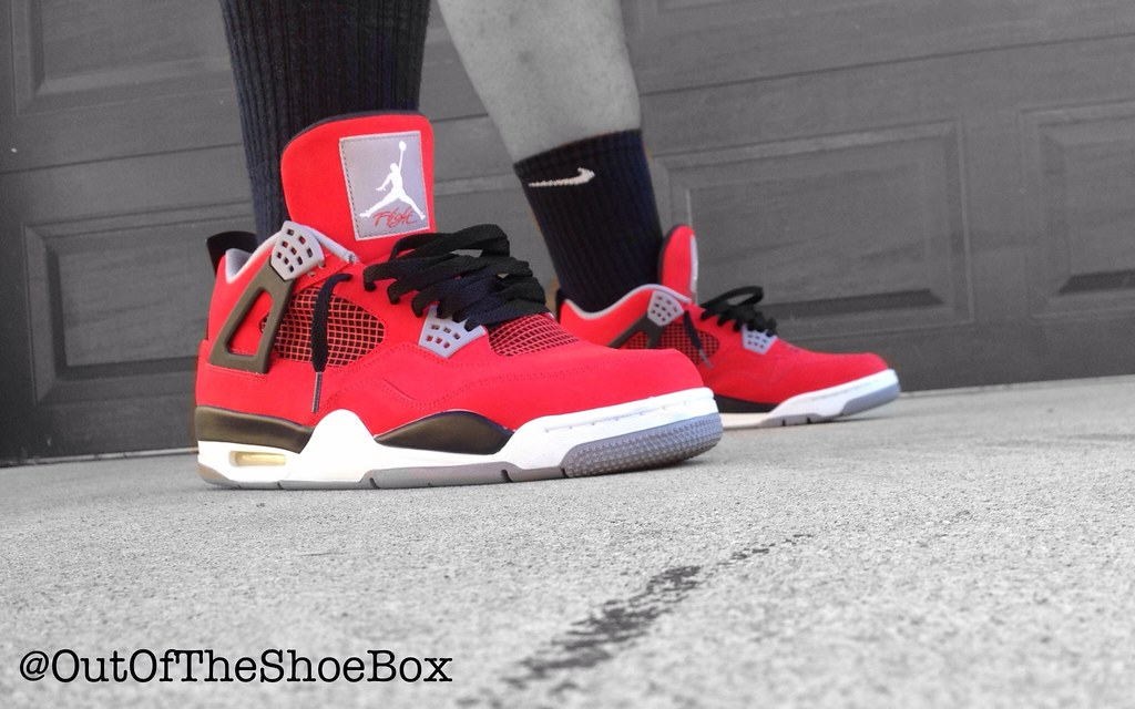 release date 26ae2 4dcac 9.5.13 On Feet (OutOfTheShoeBox) Tags  bravo air sneakers retro jordan iv