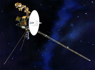 旅行者1号驶入星际空间