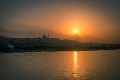 Istanbul Sunset II (2) (ari-) Tags: nikon sigma backpacking backpacker easterneurope sigma1850mm 1850mm d7000 nikond7000 arildbarka