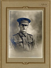 Number 663 ROGERS, John Stanley (State Records SA) Tags: portrait blackandwhite sepia soldier army uniform clare military wwi australian australia worldwari imperial worldwarone historical sa rogers ww1 greatwar southaustralia anzac eastwood regiment aif johnrogers thegreatwar killedinaction 19141918 australianimperialforces southaustralian australianimperialforce srsa historicalportrait staterecords grg2654 staterecordsofsouthaustralia artilleryunits staterecordsofsa johnstanleyrogers