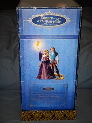 Disney Fairytale Designer Collection Doll Set - Pre-Order Purchase - First Look - 2013-10-15 - Unpacking Rapunzel and Flynn - Uncovered - Full Rear View (drj1828) Tags: unpacking purchase disneystore firstlook preorder productinformation dollset le6000 disneyfairytaledesignercollection