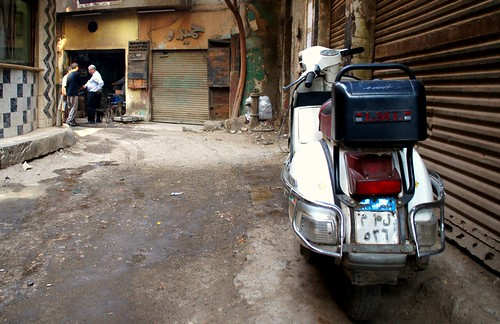 Alleys Near Khan el Khalili Market, Cairo