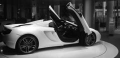 McLaren 12C Spider (hobbitbrain) Tags: auto car spider convertible voiture mclaren supercar v8 12c