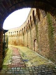 P1010046 (gzammarchi) Tags: strada italia natura via pietra arco paesaggio ancona corinaldo passeggiata itinerario