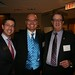 HSH Managing Partner Adam Wagman with Rocco Rossi (CEO of Prostate Canada) and Donald Foster