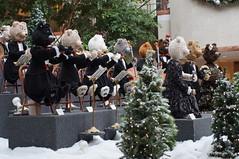 Christmas Bears (svbegun) Tags: bears charlottenc foundershall sigma50mmf28exdgmacro sigma50mmf28 leonardbearstein slta37 sonyslta37