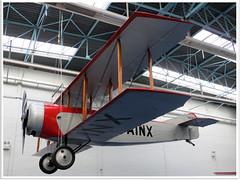 Caudron C60 (Aerofossile2012) Tags: museum aircraft aviation muse mae avion 1921 c60 bourget caudron