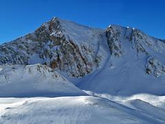 Scialpinismo Gran Sasso - Valle del Chiarino