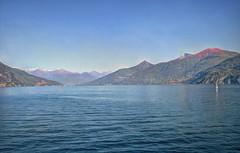 Lago Di Como (StewieVoodoo) Tags: autumn lake como lago nikon autunno hdr abigfave d5100