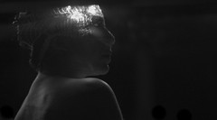 Verdiana Raw - Butoh (Livietta) Tags: portrait blackandwhite bw darkness profile bn ritratto butoh profilo verdianaraw insideshow spazioalfieri