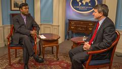 VOA Urdu Reporter Rehman Interviews Special Representative Feldman (U.S. Department of State) Tags: pakistan afghanistan urdu danielfeldman