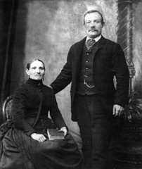 Image titled Jack and Catherine McGraw 1890s