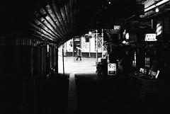 Tokyo No. 04715 (Sebastian (sibbiblue)) Tags: japan analog photography tokyo streetphotography 35mmfilm  canonae1 kodaktx400 keiyostreet fujifrontiersp3000