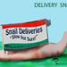 2008 SNAIL FEST Delivery Snail