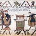 """Bayeux Tapestry, Scene 23 • <a style=""""font-size:0.8em;"""" href=""""http://www.flickr.com/photos/35150094@N04/12761399863/"""" target=""""_blank"""">View on Flickr</a>"""