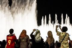 Lights, Water, Action   Dubai, UAE