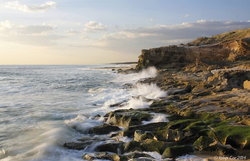 Gunnamatta beach 2 by RCoxxie, on Flickr