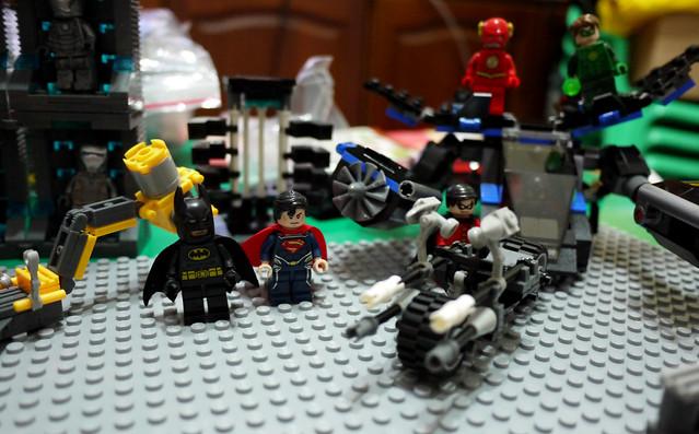 超級英雄基地