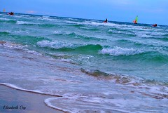 Tunisia 086 (Elisabeth Gaj) Tags: travel sea nature landscape tunisia djerba natur afryka elisabethgaj