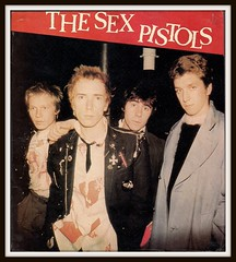 Sex Pistols 0152 (PostCardScan) Tags: punk postcard punkrock pil sidvicious anarchyintheuk stevejones holidaysinthesun johnnyrotten nancyspungen thesexpistols paulcook publicimageltd postcardscan johnlyndon