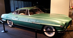 1954 Plymouth Explorer concept by Ghia (D70) Tags: usa by museum losangeles boulevard explorer plymouth samsung 1954 automotive galaxy concept wilshire ghia s5 petersen worldcars