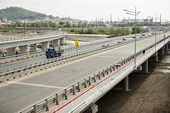 В рамках подготовки к Олимпиаде-2014 в Сочи построен мост через реку Мзымта