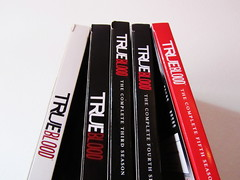 May 3rd: Collection (Tiazara) Tags: true dvd blood fmsphotoaday