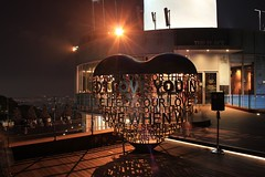 Love (TeresaFly) Tags: travel love happy amazing asia asien heart emotion korea seoul nightlife herz liebe seoultower namsan sdkorea ntower